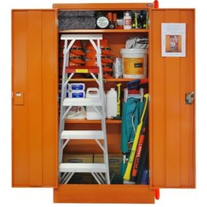 Civil Defence Cabinets