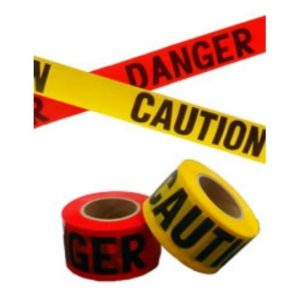 Danger Tape, Safety Tape