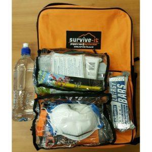 Grab Bag with food