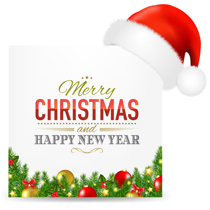 Merry Christmas an Happy New Year